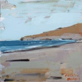 Christchurch Has Beaches Too! painting Christian Nicolson